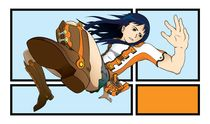 2010 Character Design von Geronimo Santillan