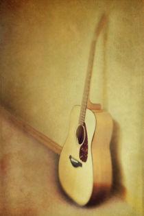 silent guitar von Priska  Wettstein
