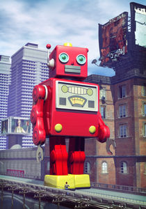 Tin-robot-china