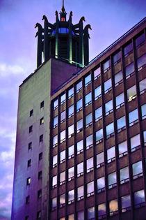 Civic Centre von Samuel Gamlin