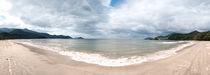 Ilhabela Beach by Rodrigo Guadarrama