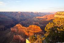 Gr.Canyon am Abend by Alexander Weigel