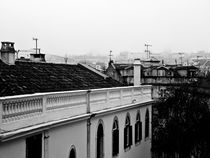 Lisbon rooftops by Gytaute Akstinaite