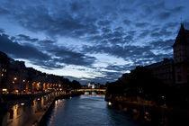 Night in Paris MK 1 by Wessel Woortman