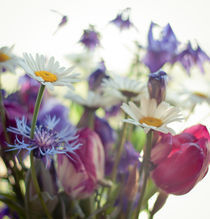 Mixed bouquet by Victoria Savostianova