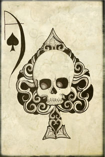 Ace of Spades by shayneofthedead