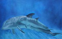 Delfine by Elke Sommer