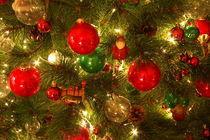 Christmas Tree by Levente Bodo
