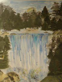 Wasserfall von Ka Wegner