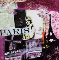 Paris by Elke Sommer
