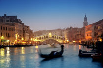 Rialto Bridge, Venice - Italy by Roland Nagy