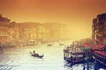 Grand Canal, Venice - Italy by Roland Nagy