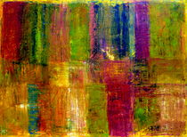 Color Panel Abstract von Michelle Calkins