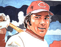 Johnny Bench von neal portnoy