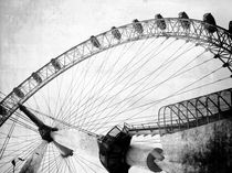London Eye by artbeg
