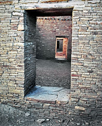 Anasazi Architecture 07 by Luc Novovitch