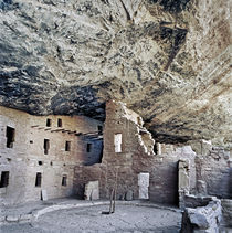 Anasazi Architecture 08 by Luc Novovitch