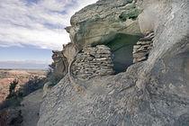 Anasazi Architecture 22 by Luc Novovitch