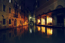 venice lights  by rumlinphotography