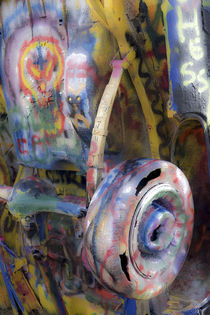 Cadillac Ranch 13 von Luc Novovitch