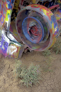 Cadillac Ranch 06 von Luc Novovitch