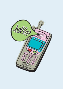 Hello? by Karla Burns