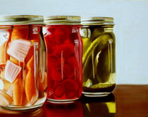 Canning Season by Melanie Cossey