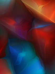 Abstract 012712 by David Lane