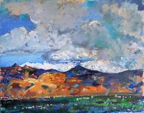 Whipped Cream Clouds by Zolita Sverdlove