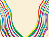 After Morris Louis #1 by Gary Grayson