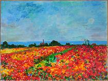 Flower Farm by Zolita Sverdlove