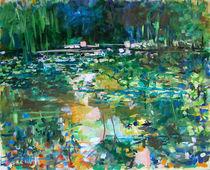 Emerald Pools by Zolita Sverdlove