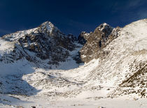 High Tatras - Lomnicky Peak (2634 m) by Tomas Gregor