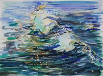 Waves by Zolita Sverdlove