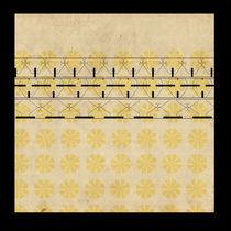 pattern yellow by tahar azzaoui