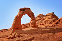 Delicate Arch - The Arches National Park Utah von Christine Till