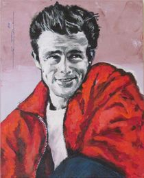James Dean Without a Cause von Eric Dee