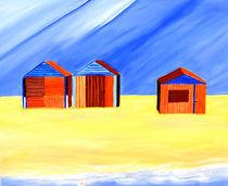 Fishing Village by Sula Chance