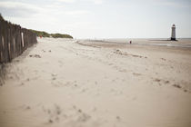 prestatyn beach by Nina Thilo