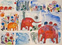 Und dann und wann ein blauer Elefant by pahit