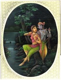 radh krishna von Jitendra sharma