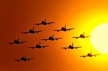 Flying team von holka