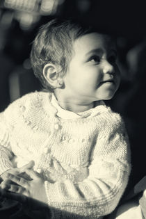 Baby 2 by Georgi Bitar