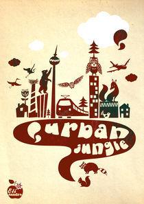 urban jungle by Elisandra Sevenstar