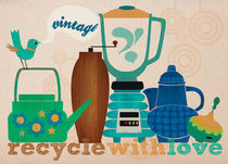 recycle with love by Elisandra Sevenstar