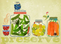 bottle and preserve von Elisandra Sevenstar