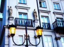Evening lantern by Agnieszka  Grodzka