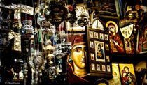 Collection of Religious Icons by Elena and Barnett Comens