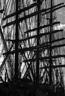 Masts by David Halperin