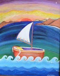 Imaginary Traveler von Monica Moser